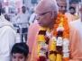 maharaj arrival